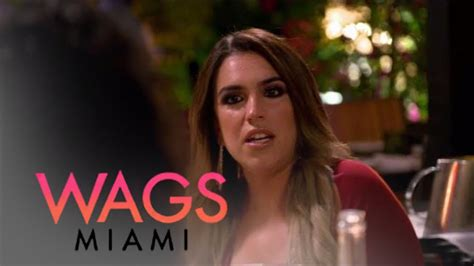 WAGS Miami | Astrid Gets Called Out for Dating Two Guys