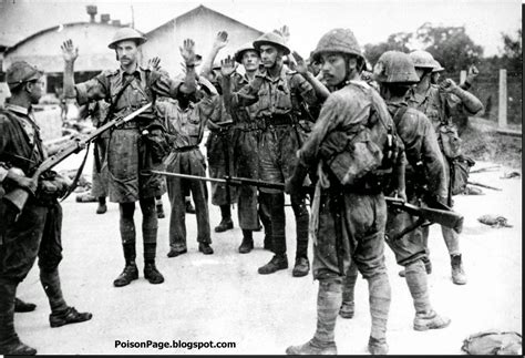 PICTURES FROM WAR AND HISTORY: Japanese Soldiers During