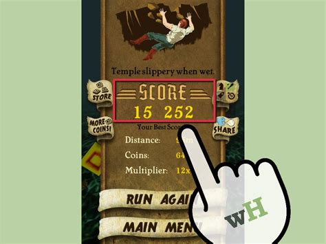 How to Use the Running Glitch in Temple Run: 5 Steps