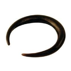 Buffalo Horn Stretching Crescents