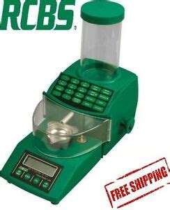 RCBS Chargemaster 1500 Combo Powder Scale & Dispenser
