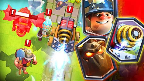 Clash Royale NEW UPDATE STRATEGY - SPARKY + LAVA HOUND