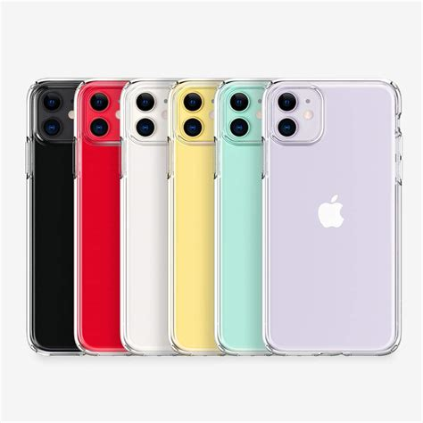 iPhone 11 Liquid Crystal Case - Crystal Clear - Best
