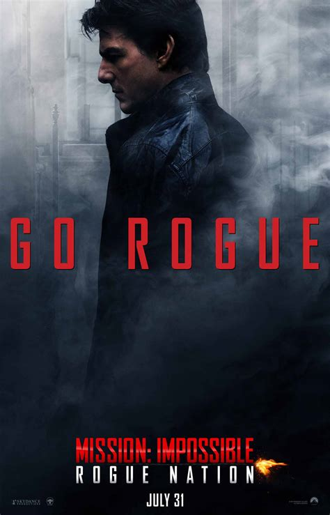 The New Mission: Impossible Rogue Nation Trailer