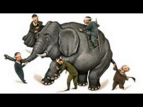 """""""The Blind Men and the Elephant"""" by John G"""