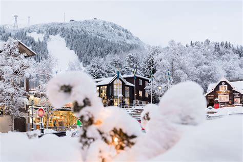 Easy access to Sweden's Winter Wonderland and Åre