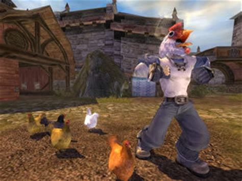 The Chicken Man! - Fable Image (158480) - Fanpop