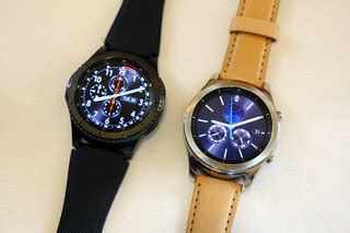 Samsung Gear S3 Frontier vs S3 Classic: What's the
