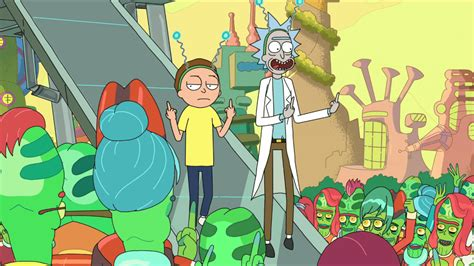 Rick and Morty Scheduled to Leave Netflix UK - What's on