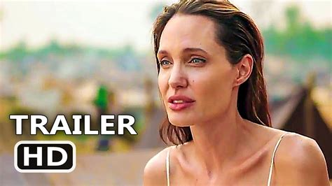 The Official Trailer For Angelina Jolie's Film, First They