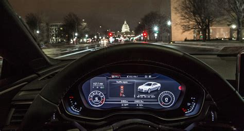 Audi Brings Traffic Light Tech To 600 Intersections In