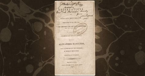 Read the Actual Reynolds Pamphlet From Hamilton, Page by