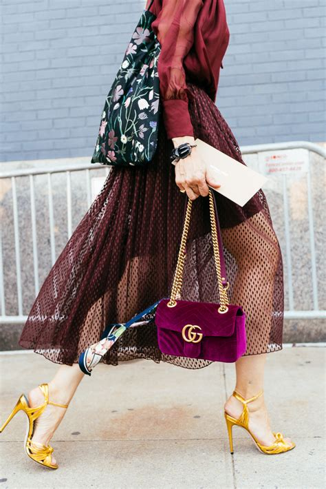 The Bags of New York Fashion Week S/S 2017: Day 7 - PurseBlog