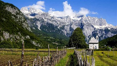 Guided and self-guided tours in the Albanian Alps   Zbulo