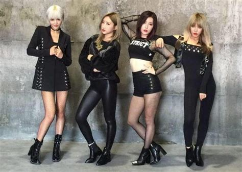 Top 10 Girlgroup With Edgy Concept | K-Pop Amino
