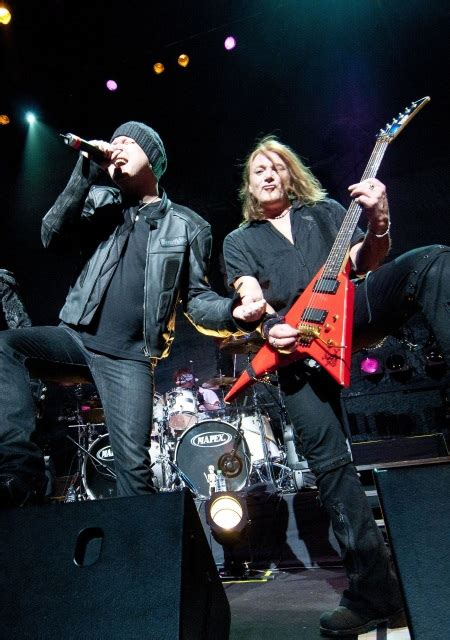 Kai Hansen Joins Forces With Michael Kiske In Unisonic