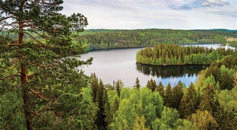 Finland greenest country