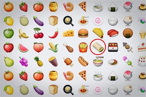 These Are the Crazy, Silly, Cute Emoji Coming to iOS 9