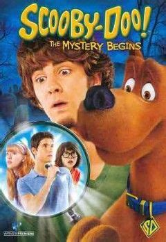 Scooby-Doo! The Mystery Begins [DVD]   Scooby doo, Scooby