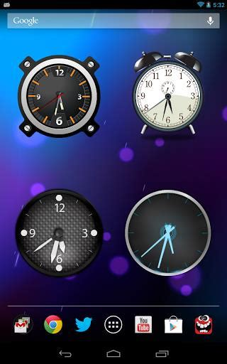 Analog Clock Widget APK Download for Android