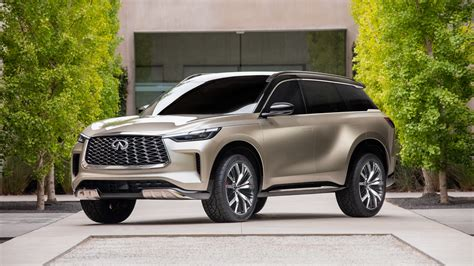 The Infiniti QX60 Monograph Concept Looks Good, But Will