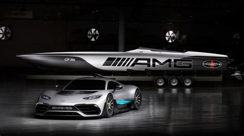 Mercedes AMG Project One 2018 4K Wallpapers   HD