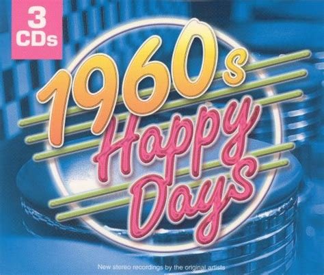 1960's Happy Days [2004] - Various Artists   Songs