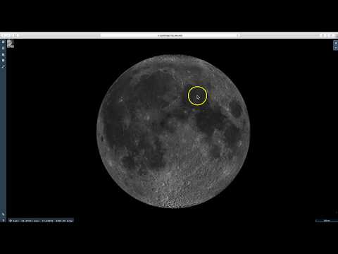 What Does The Apollo 11 Moon Landing Site Look Like Today