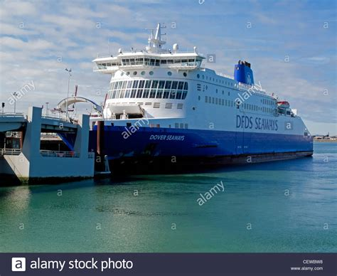 Dfds Seaways Stock Photos & Dfds Seaways Stock Images - Alamy