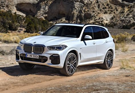 2019 BMW X5 revealed; larger, more powerful than ever