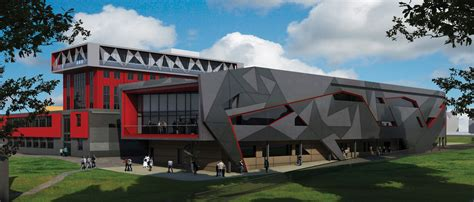 Major college expansion gets go-ahead - Vision West