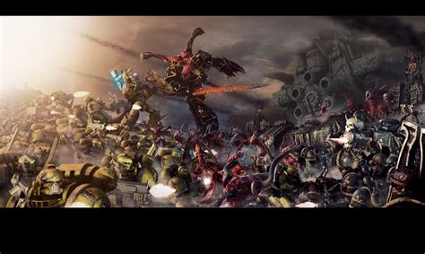Warhammer 40, 000, WH40K Wallpapers HD / Desktop and