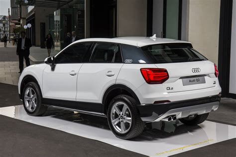All-new Audi Q2 arrives in Australia with Launch Edition