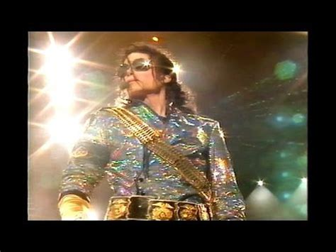 Michael Jackson | Working day and night, live in Bremen