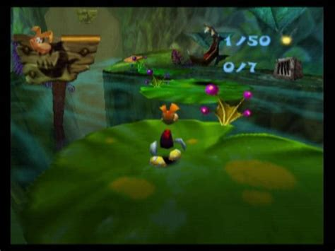 Rayman 2: The Great Escape Screenshots for Nintendo 64