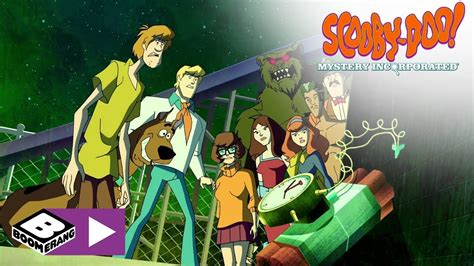 Scooby Doo Mystery Incorporated | Bomb Scare |Boomerang