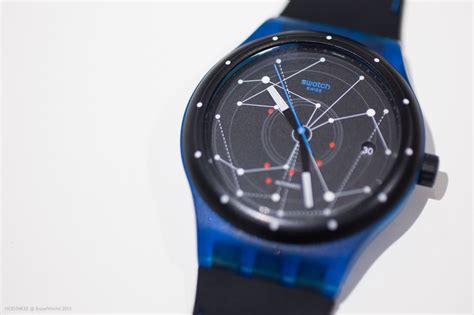 Exclusive Hands-On Look At The Swatch Sistem51, A