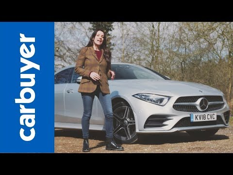 Mercedes-Benz CLS Shooting Brake: coupe-style wagon