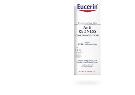 AntiREDNESS Concealing Day Care SPF25 | Eucerin