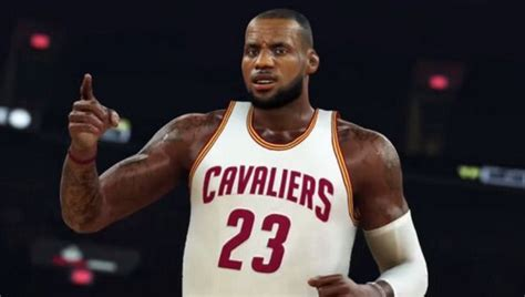 NBA 2K17 Ratings Leaked for LeBron James and Rest of
