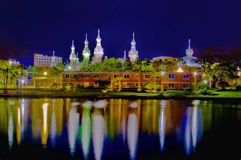University of Tampa, Plant Hall, 401 W Kennedy Blvd, Tampa