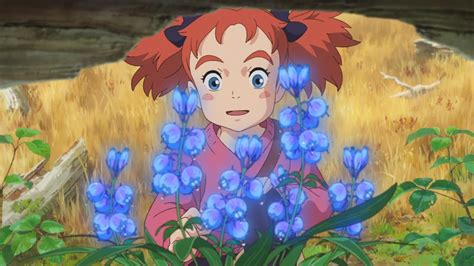 Mary and the Witch's Flower trailer: Studio Ponoc's debut
