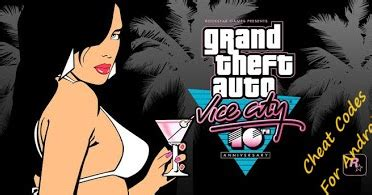 Grand Theft Auto:GTA Vice City Cheats+Guide for Android