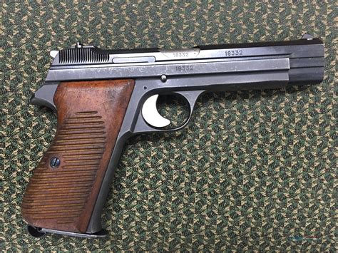 Sig P210 Swiss Army pistol for sale