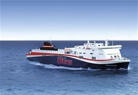 DFDS Seaways - Ferry Booking, timetables and tickets