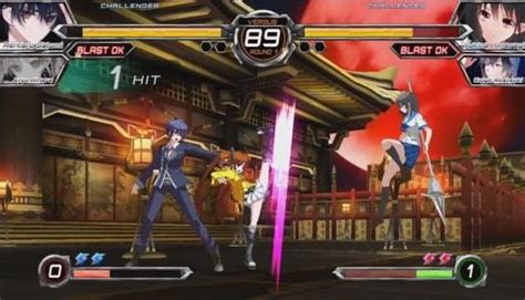 Review – Dengeki Bunko: Fighting Climax PSP - KnowTechie | N4G
