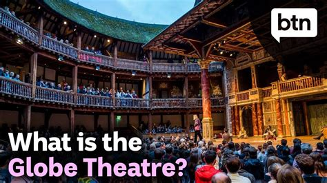 What is the Globe Theatre? - Behind the News - YouTube
