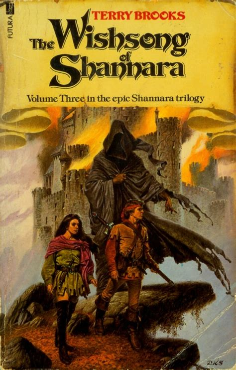 Quotes and Lines from The Wishsong of Shannara by Terry