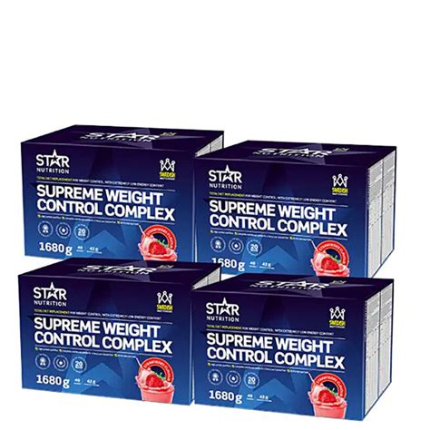 Köp Supreme Weight Control Complex, BIG BUY, 160 servings
